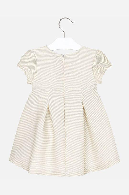 Mayoral - Dievčenské šaty 92-134 cm  Podšívka: 20% Bavlna, 80% Polyester Základná látka: 11% Elastan, 79% Polyamid, 6% Polyester, 4% Metalické vlákno