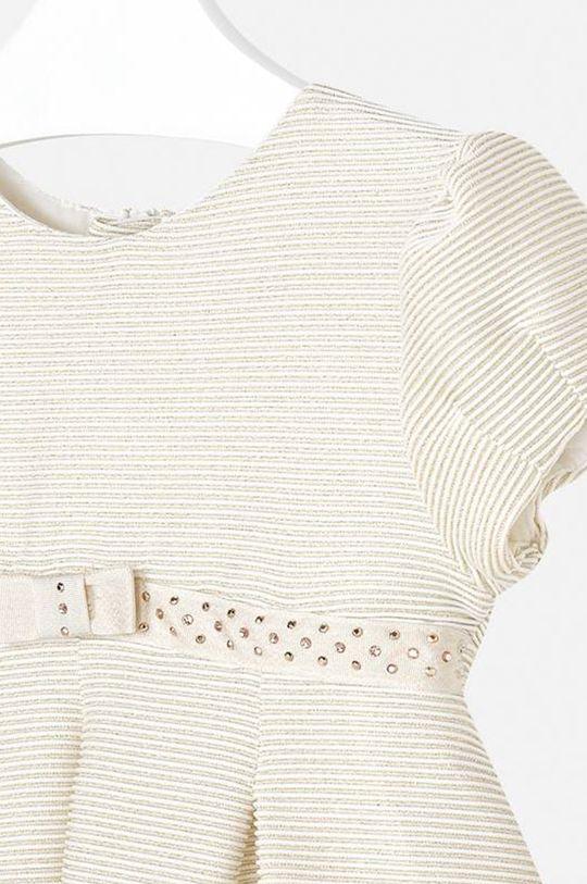 krémová Mayoral - Dievčenské šaty 92-134 cm