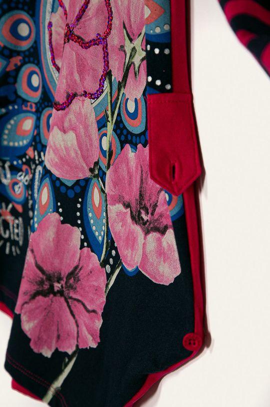 Desigual - Dievčenské šaty 116-164 cm tmavomodrá