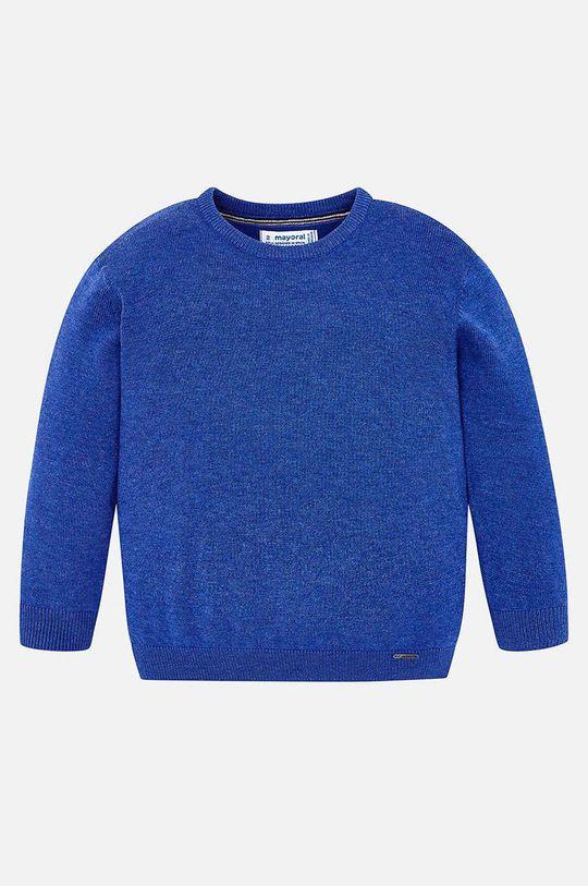 modrá Mayoral - Detský sveter 92-134 cm Chlapčenský