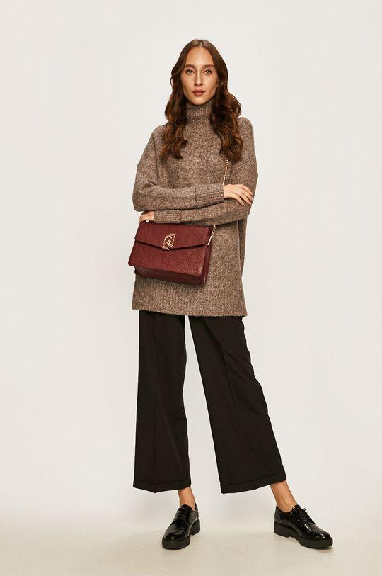 Vero Moda - Sweter szary