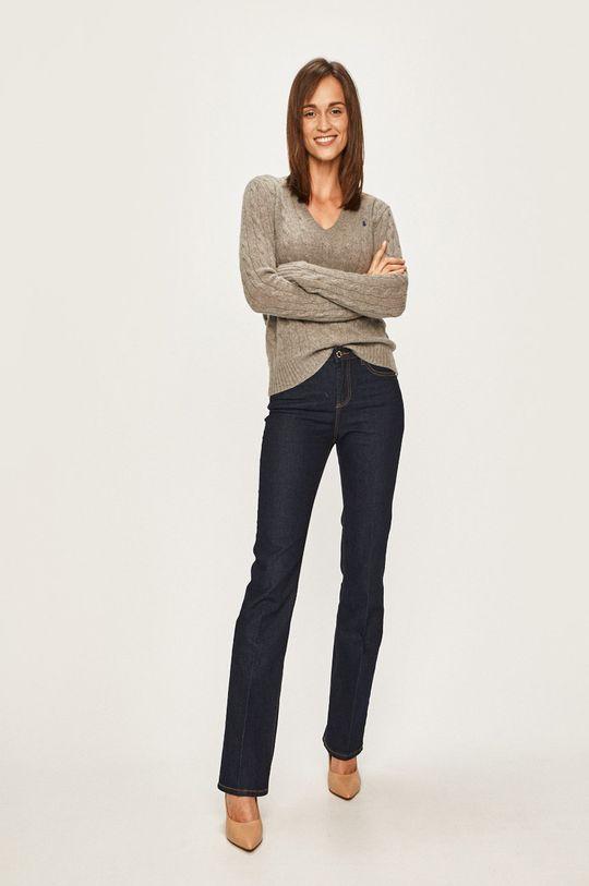 Polo Ralph Lauren - Sweter szary