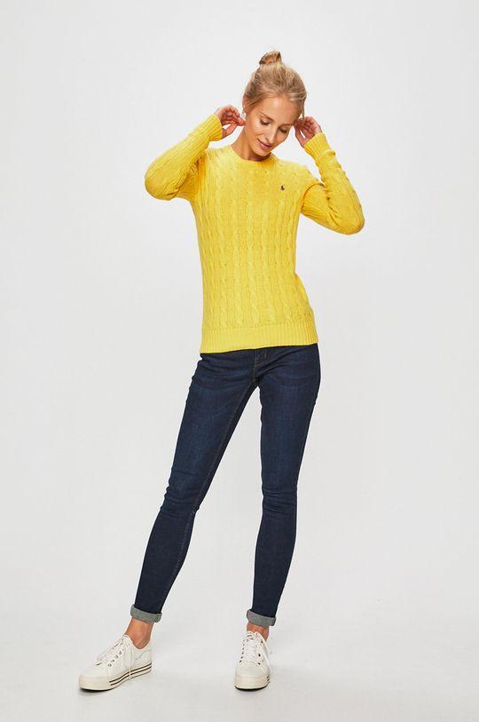 Polo Ralph Lauren - Svetr žlutá