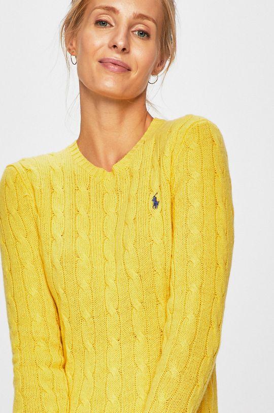 žlutá Polo Ralph Lauren - Svetr