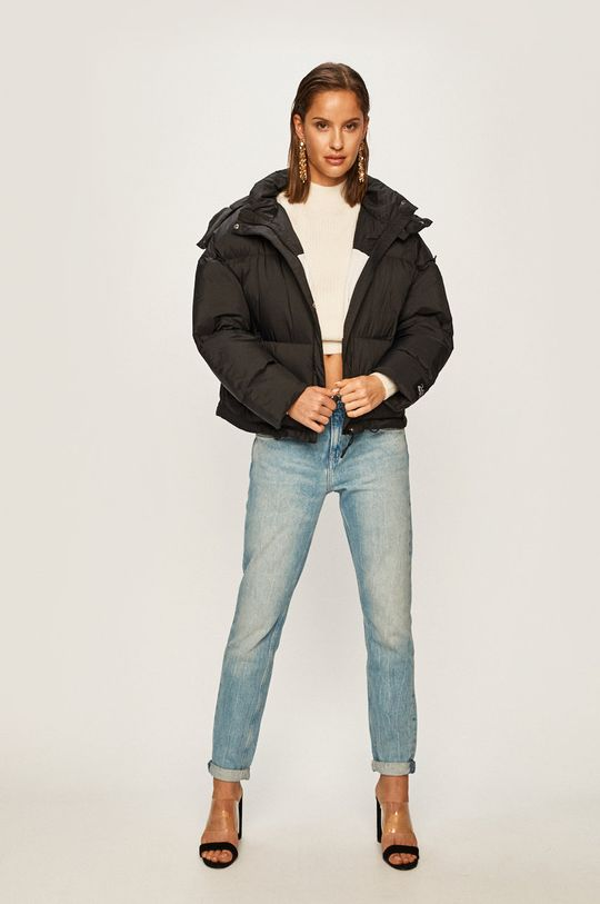 Pepe Jeans - Пуловер Silvi x Dua Lipa бял
