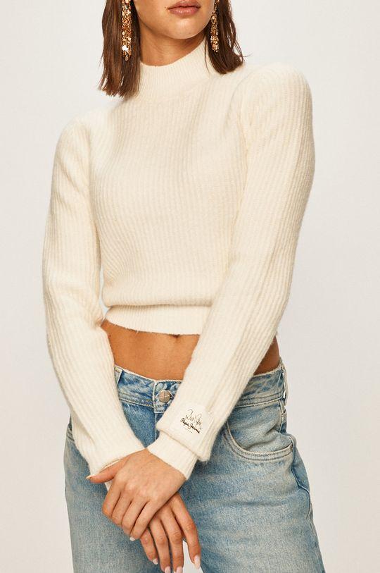 Pepe Jeans - Пуловер Silvi x Dua Lipa Жіночий
