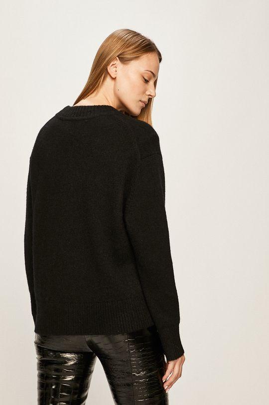 Calvin Klein Jeans - Pulover 37% Poliamida, 30% Lana, 33% Alpaca
