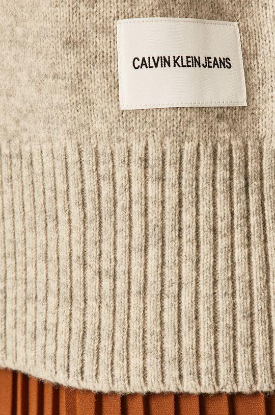 gri Calvin Klein Jeans - Pulover