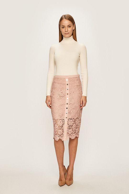 Calvin Klein Jeans - Svetr bílá