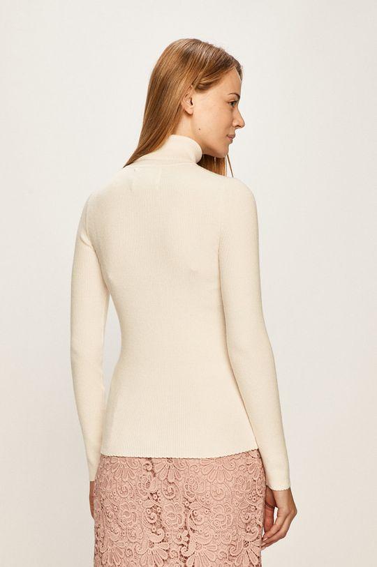 Calvin Klein Jeans - Svetr  3% Elastan, 2% Kašmír, 42% Polyamid, 21% Vlna, 32% Viskóza