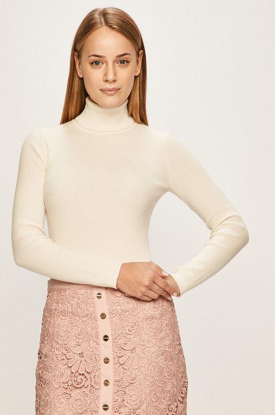 bílá Calvin Klein Jeans - Svetr