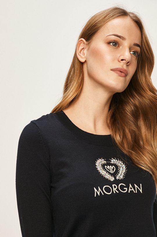 tmavomodrá Morgan - Sveter