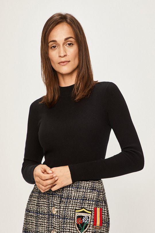černá Calvin Klein Jeans - Svetr Dámský