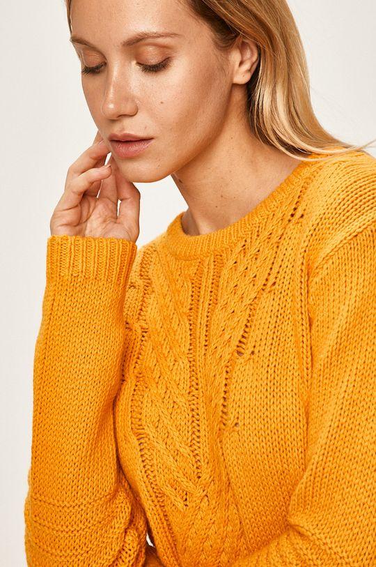 żółty Roxy - Sweter