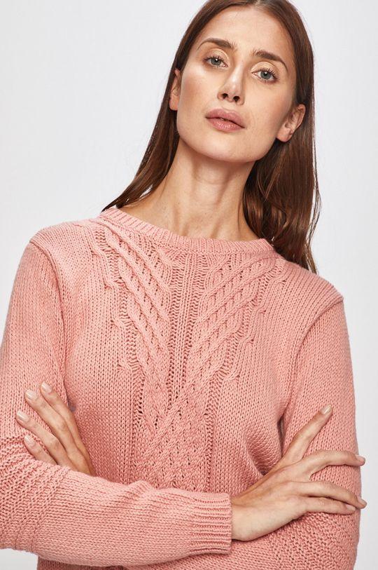 różowy Roxy - Sweter Damski