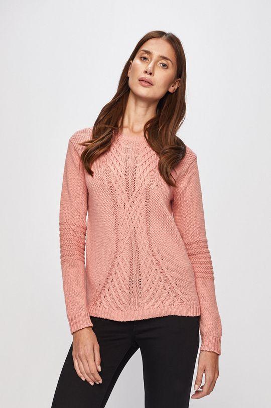 różowy Roxy - Sweter