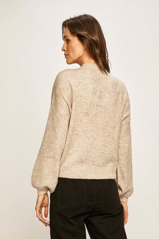 Only - Sweter 70 % Akryl, 2 % Elastan, 28 % Poliester