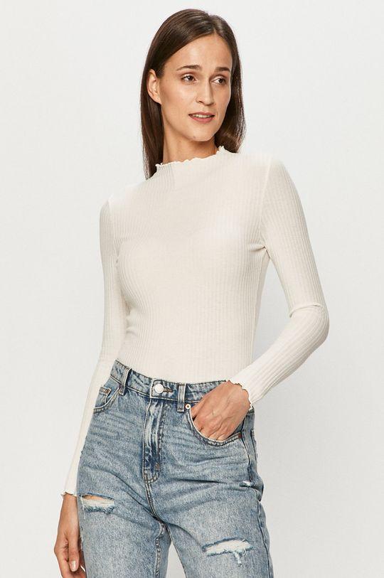 biały Only - Sweter 15180040 Damski
