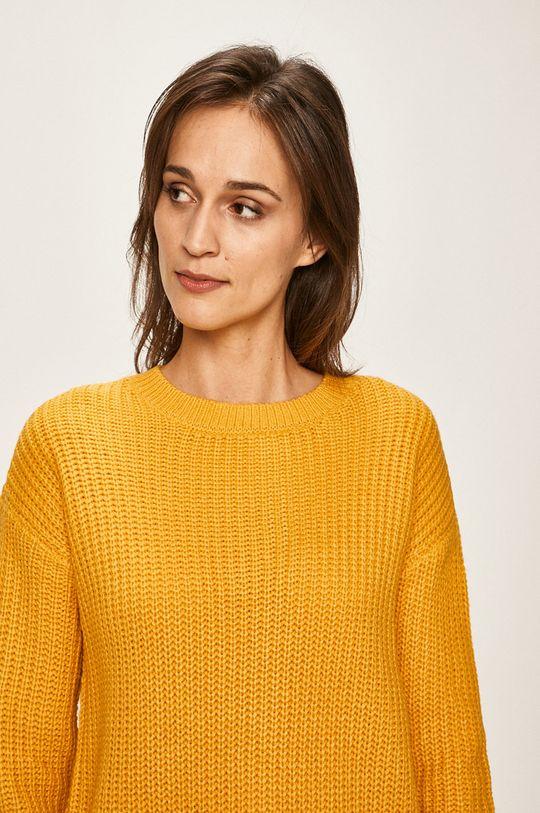 ciepły oliwkowy Vero Moda - Sweter
