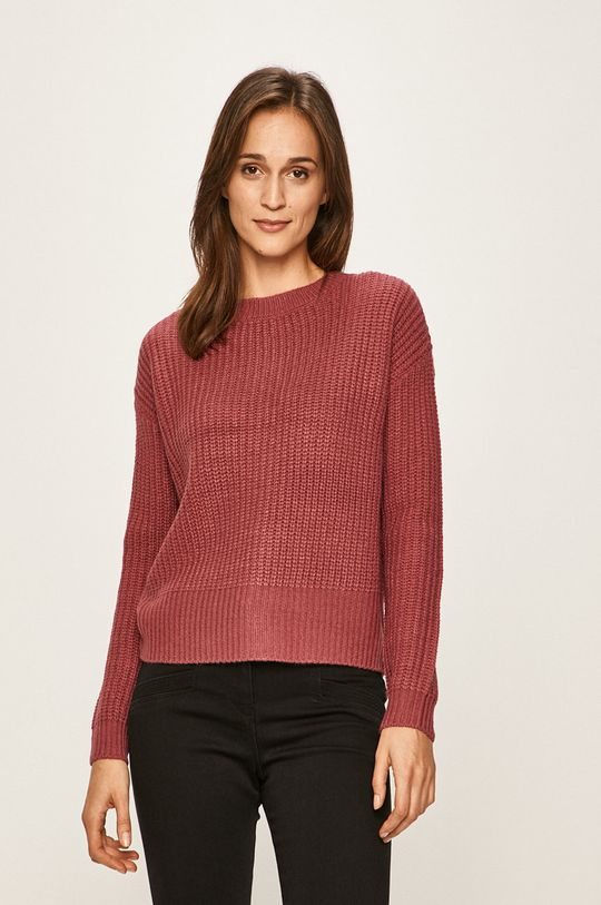 fiołkowo różowy Vero Moda - Sweter Damski