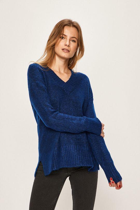 niebieski Vero Moda - Sweter Damski