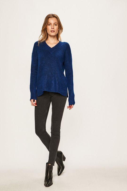 Vero Moda - Sweter niebieski