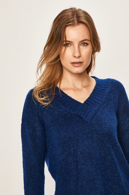 niebieski Vero Moda - Sweter