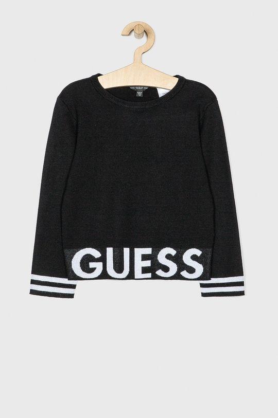 černá Guess Jeans - Dětský svetr 118-175 cm Dívčí