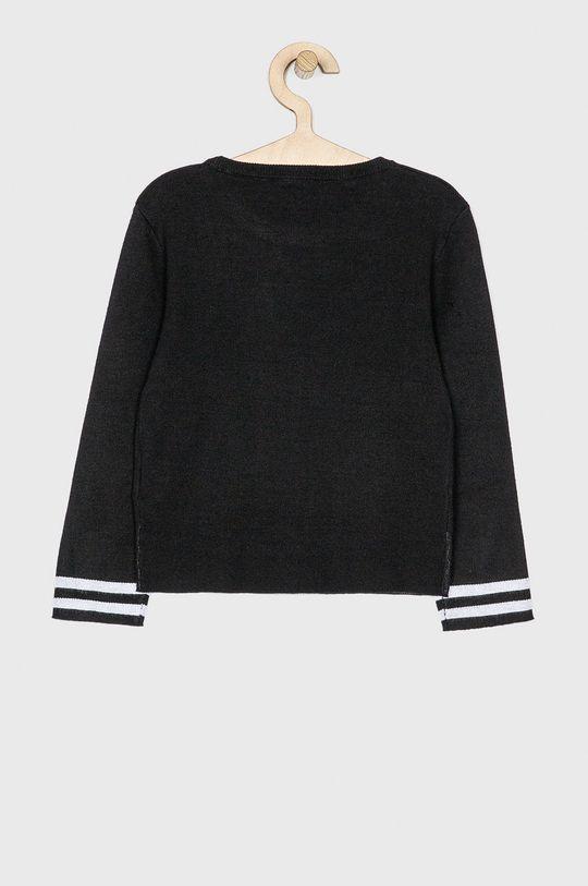 Guess Jeans - Dětský svetr 118-175 cm černá