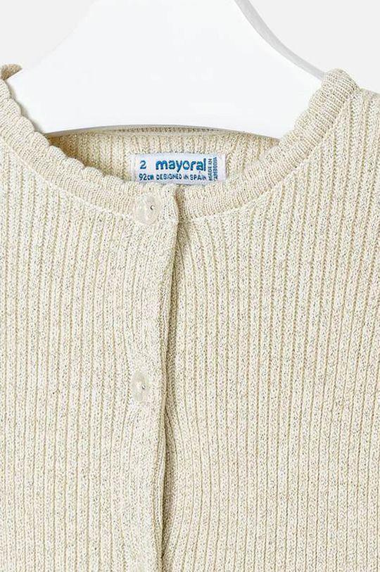 Mayoral - Detský sveter 92-134 cm  80% Bavlna, 3% Elastan, 17% Polyamid