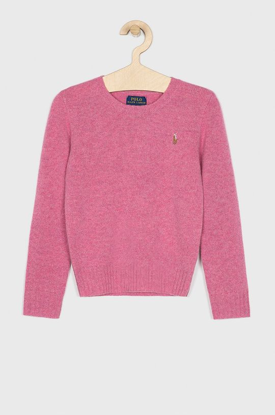 roz Polo Ralph Lauren - Pulover copii 128-176 cm De fete