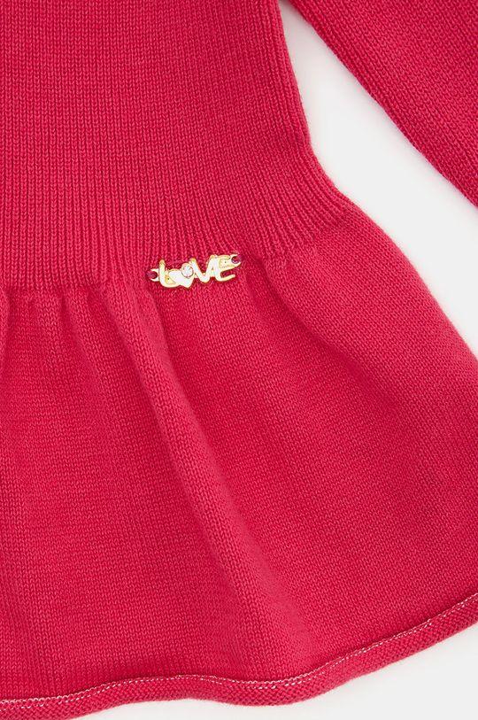 Blukids - Detský sveter 80-98 cm Dievčenský