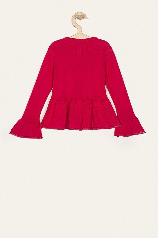 Blukids - Detský sveter 80-98 cm  57% Bavlna, 42% Viskóza, 1% Metalické vlákno