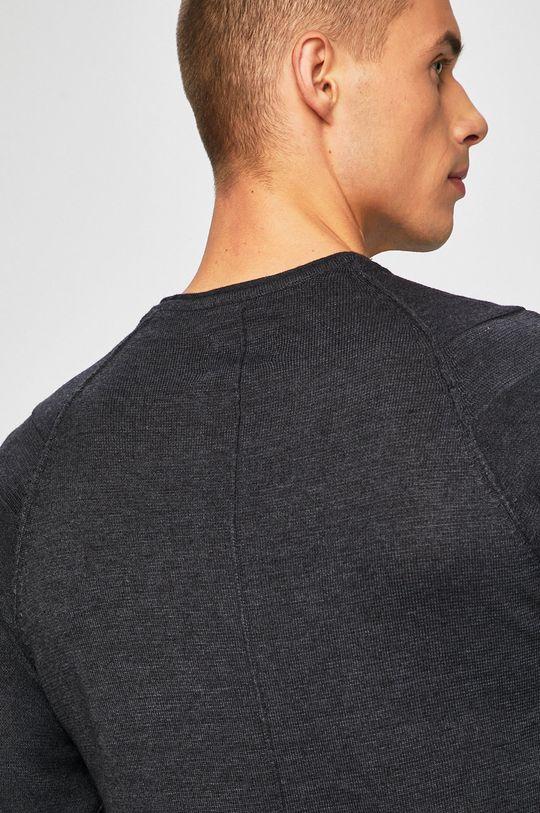 granatowy Blend - Sweter