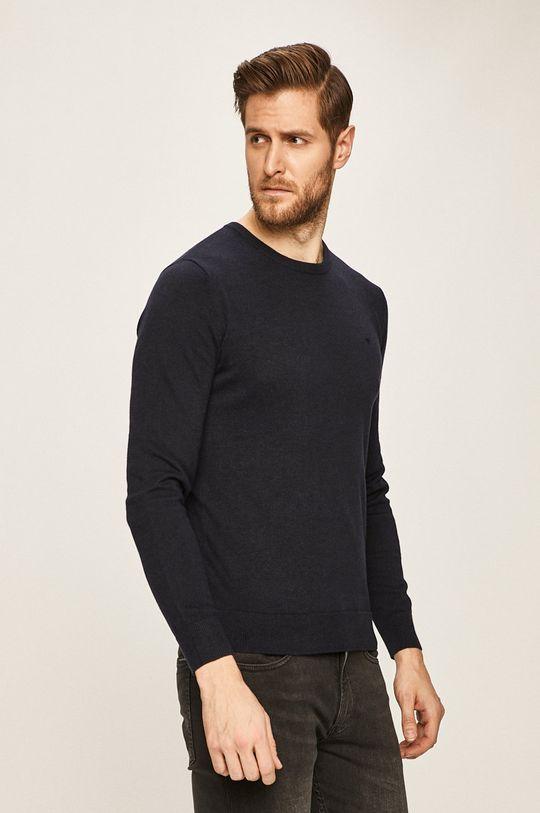 granatowy Tom Tailor Denim - Sweter