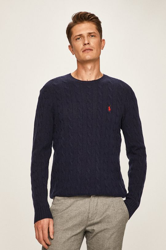 námořnická modř Polo Ralph Lauren - Svetr