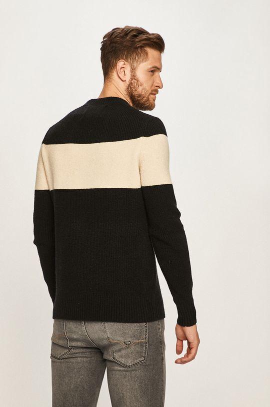 Calvin Klein Jeans - Pulover 100% Lana