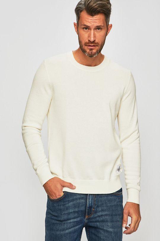 crem Calvin Klein Jeans - Pulover De bărbați