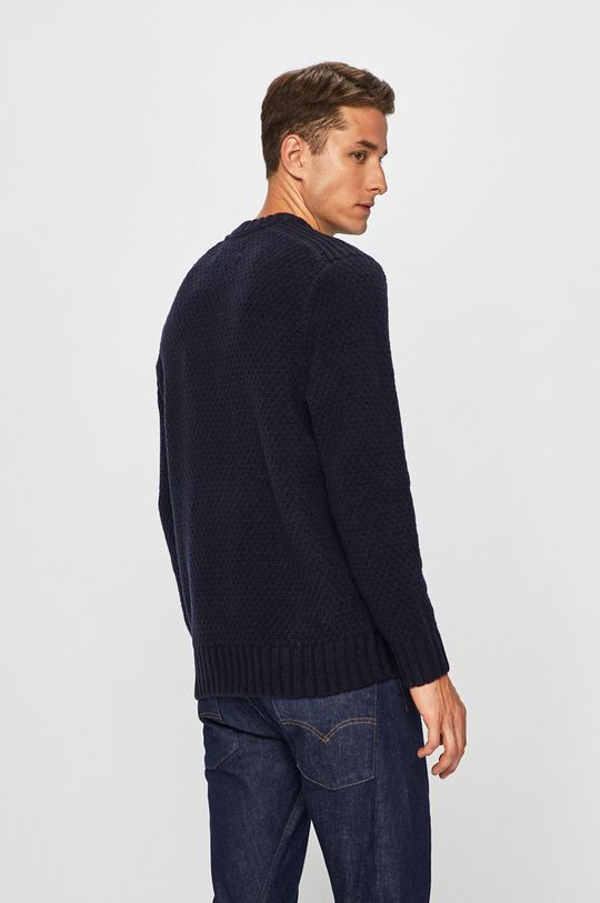 Calvin Klein Jeans - Pulover 22% Poliamida, 78% Lana