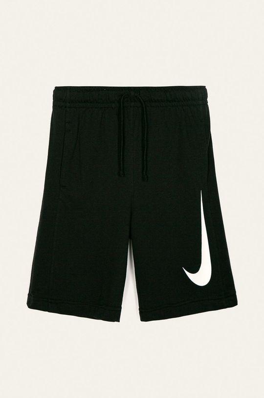 čierna Nike Kids - Detské krátke nohavice 122-170 cm Chlapčenský