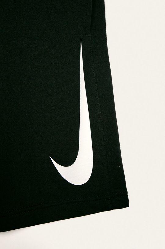 Nike Kids - Detské krátke nohavice 122-170 cm čierna