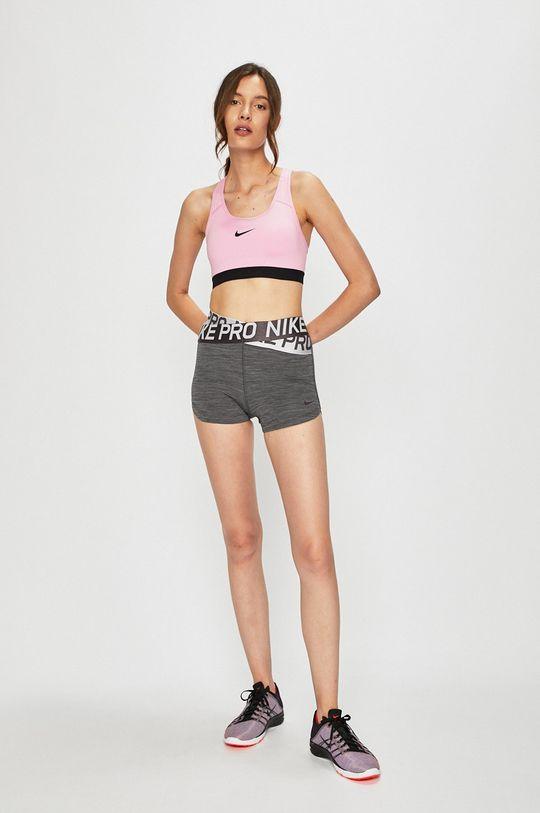 Nike - Kraťasy šedá