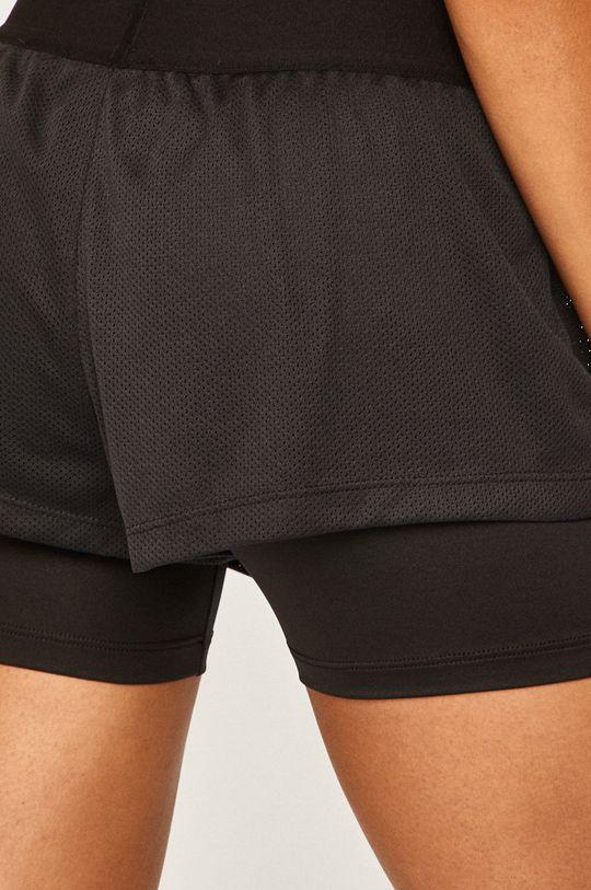 negru Tommy Sport - Pantaloni scurti