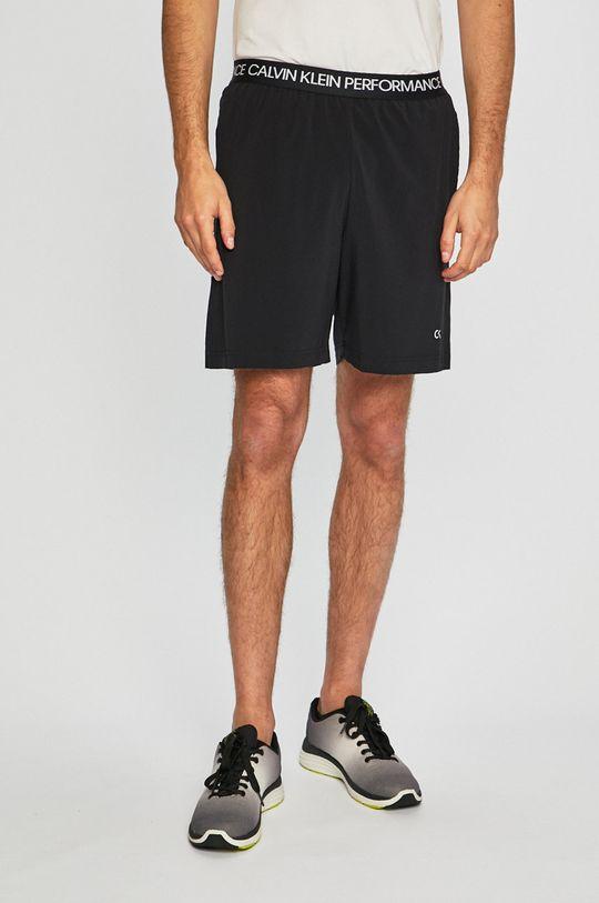 černá Calvin Klein Jeans - Kraťasy Pánský