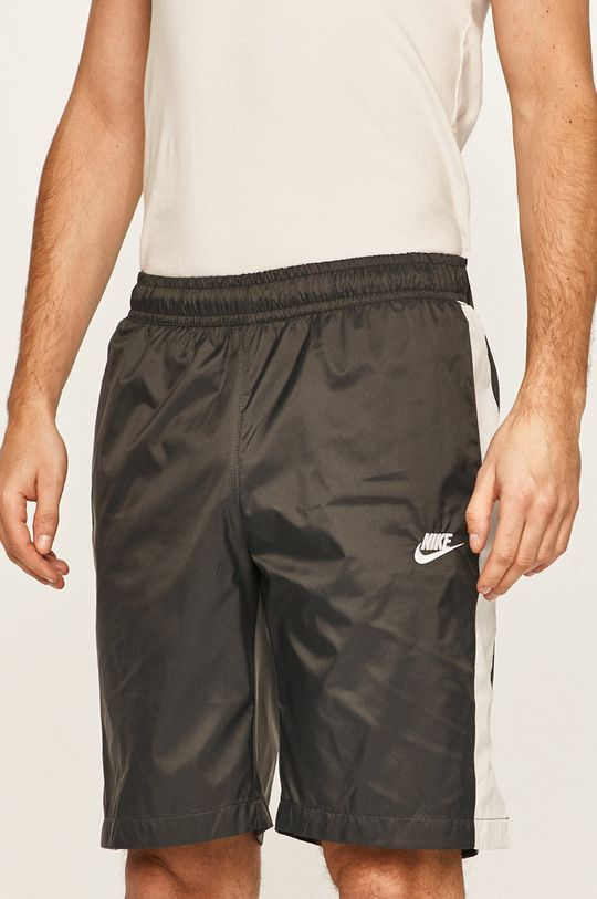 czarny Nike Sportswear - Szorty Męski