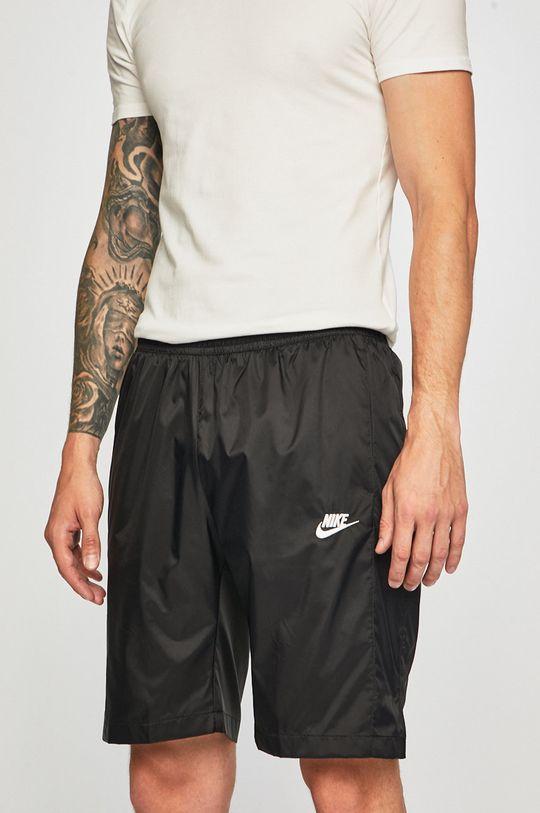 černá Nike Sportswear - Kraťasy Pánský