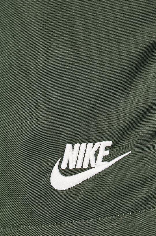 ocelová zelená Nike Sportswear - Kraťasy