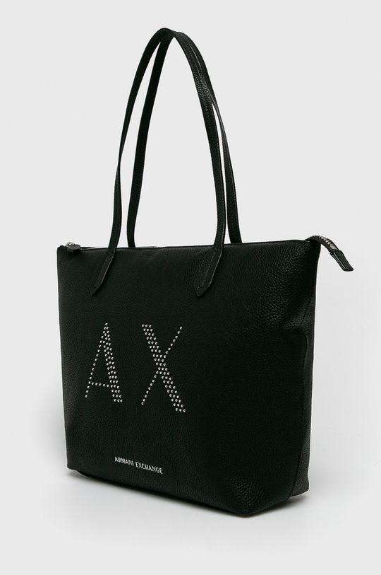 Armani Exchange - Kabelka  Podšívka: 100% Polyester Hlavní materiál: 100% Polyuretan