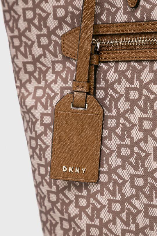 Dkny - Torebka brązowy