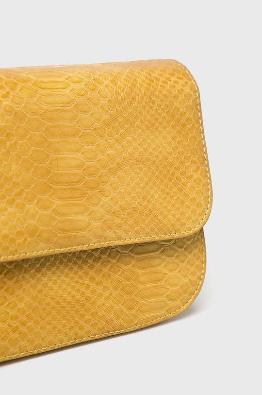 Pieces - Kabelka žlutá